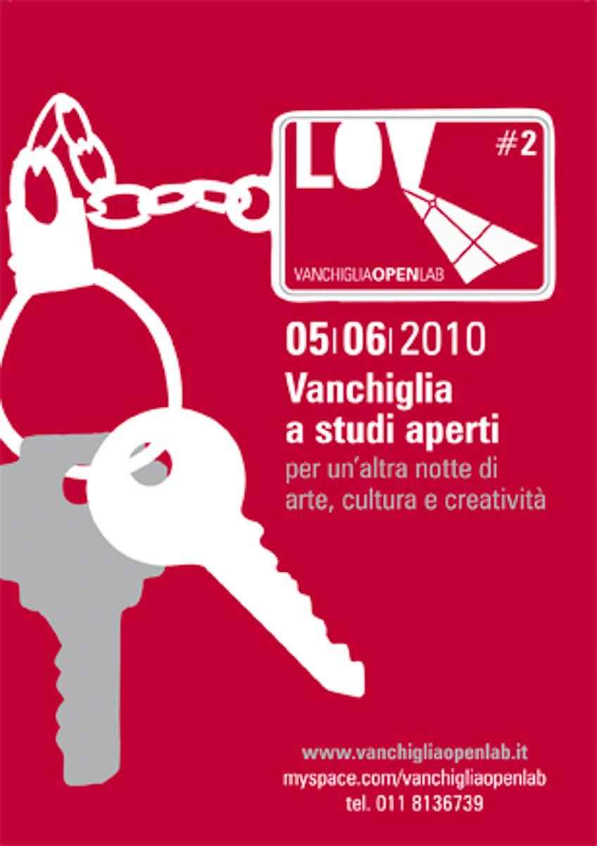 2010 - Vanchiglia Open Lab #2