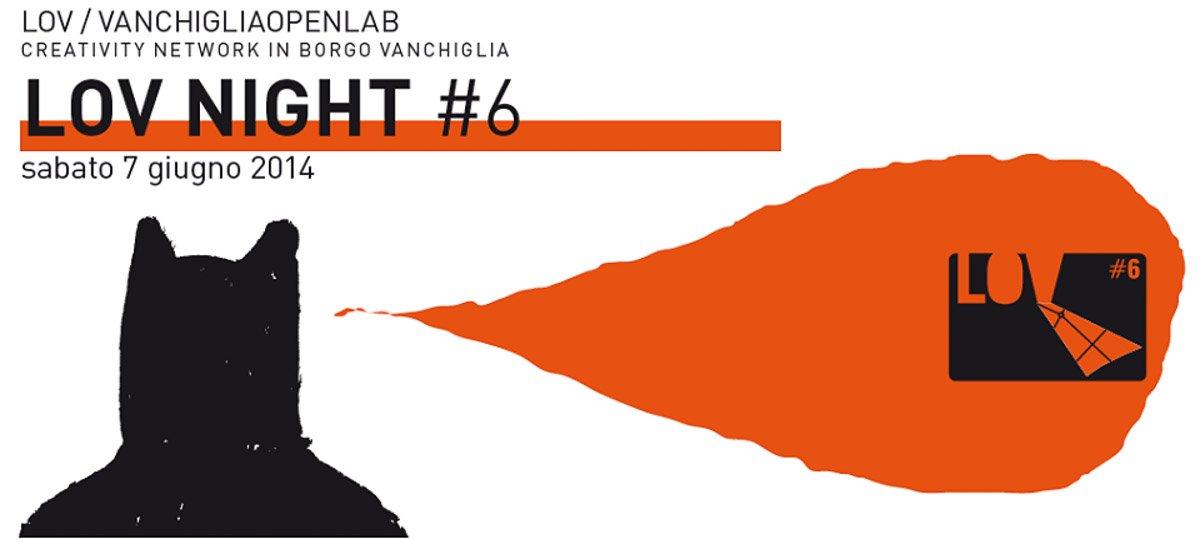 2014 - Vanchiglia Open Lab #6