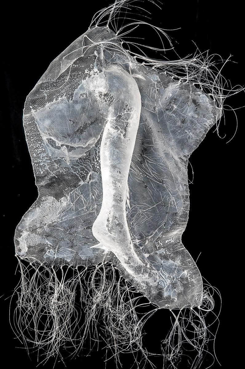 Il femminile, il visibile e l'invisibile - Nebule V - 2010