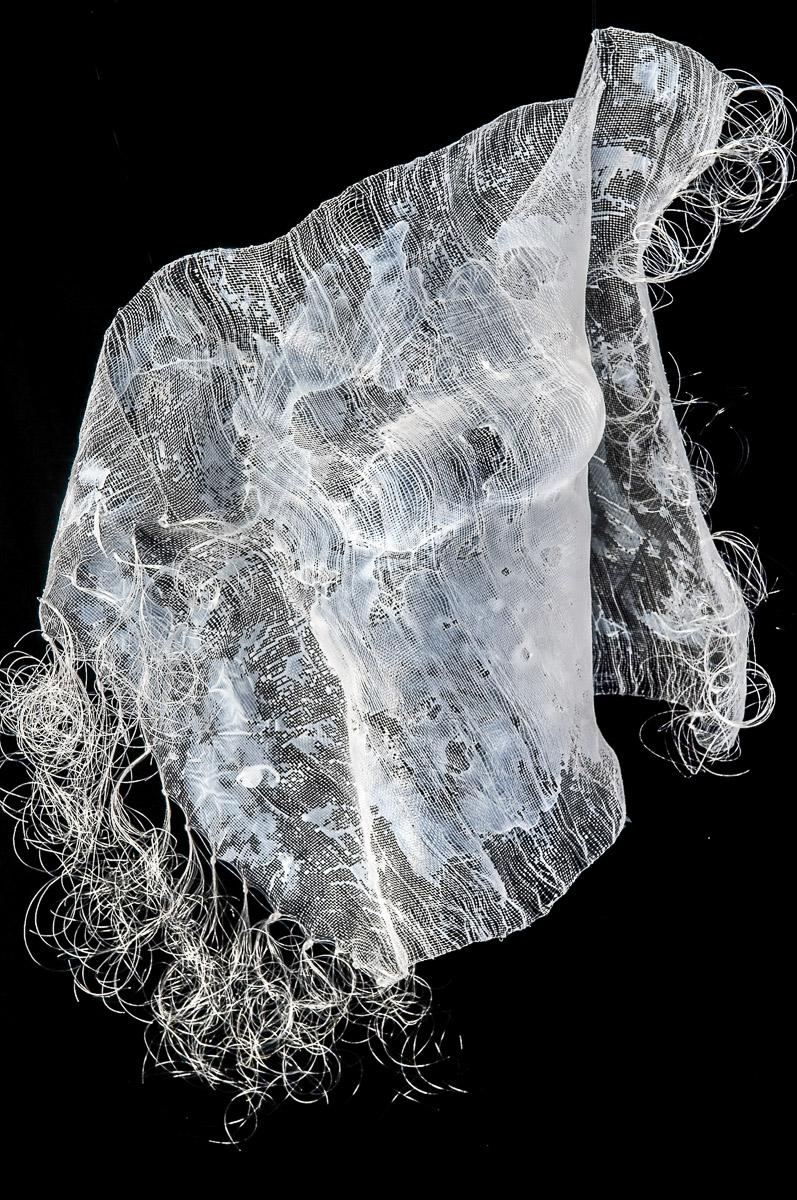 Il femminile, il visibile e l'invisibile - Nebule II - 2010