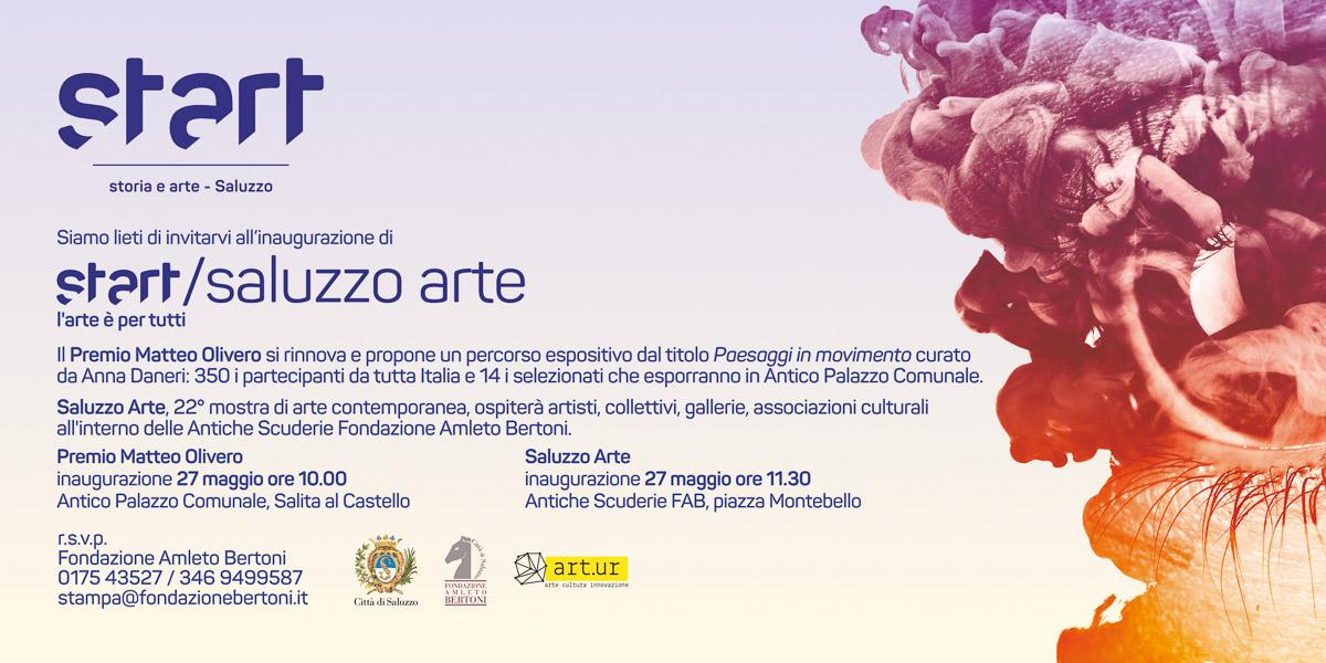 Start/Saluzzo Arte