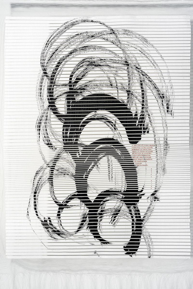 Frammenti e dialoghi: Silvia Beccaria + Chen Li - 2017