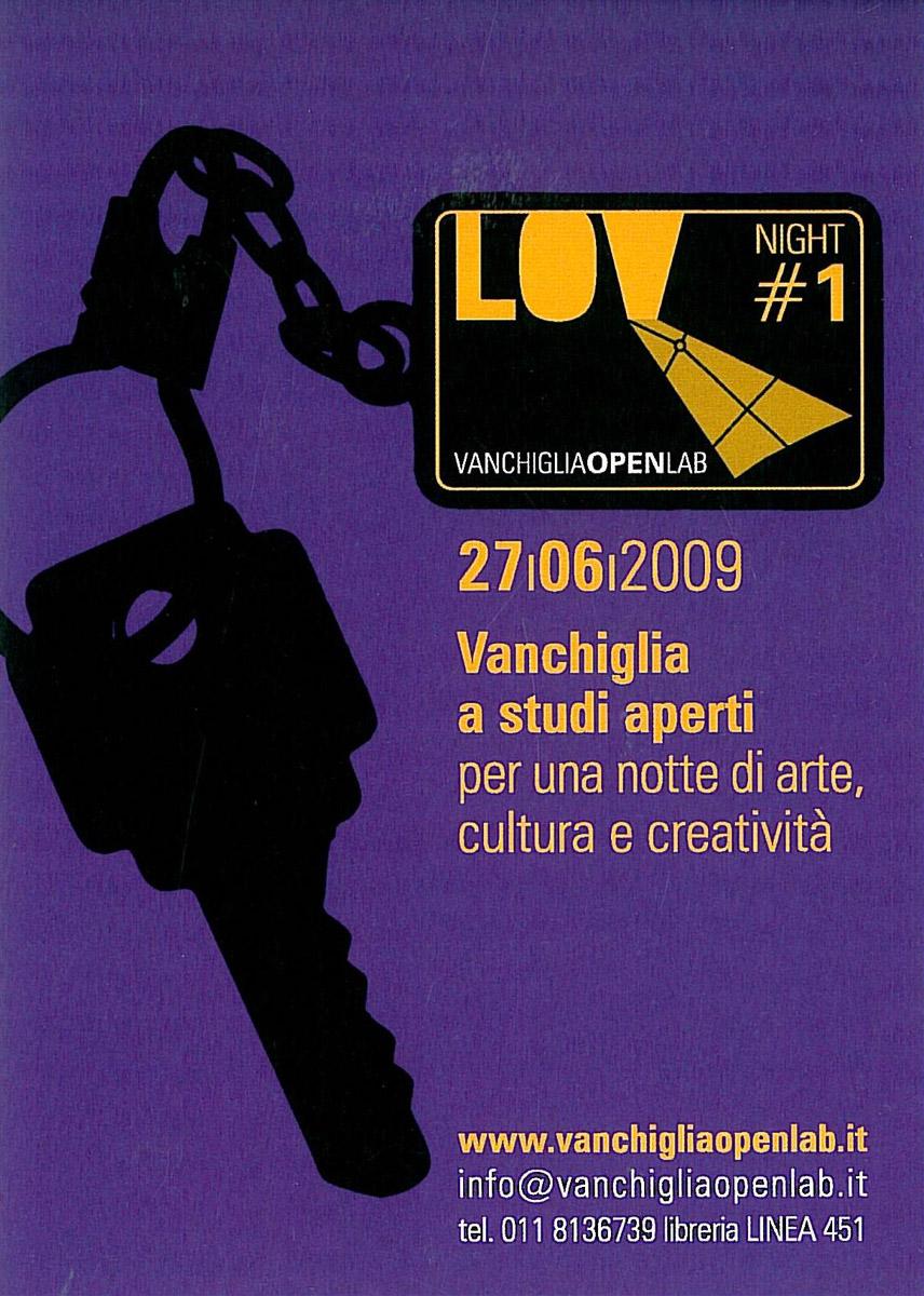 2009 - Vanchiglia Open Lab #1