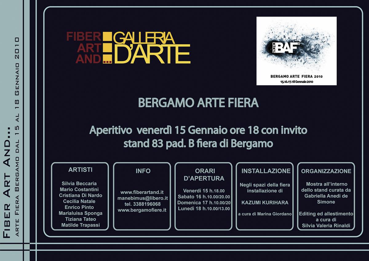 2010 - Bergamo Arte e Fiera