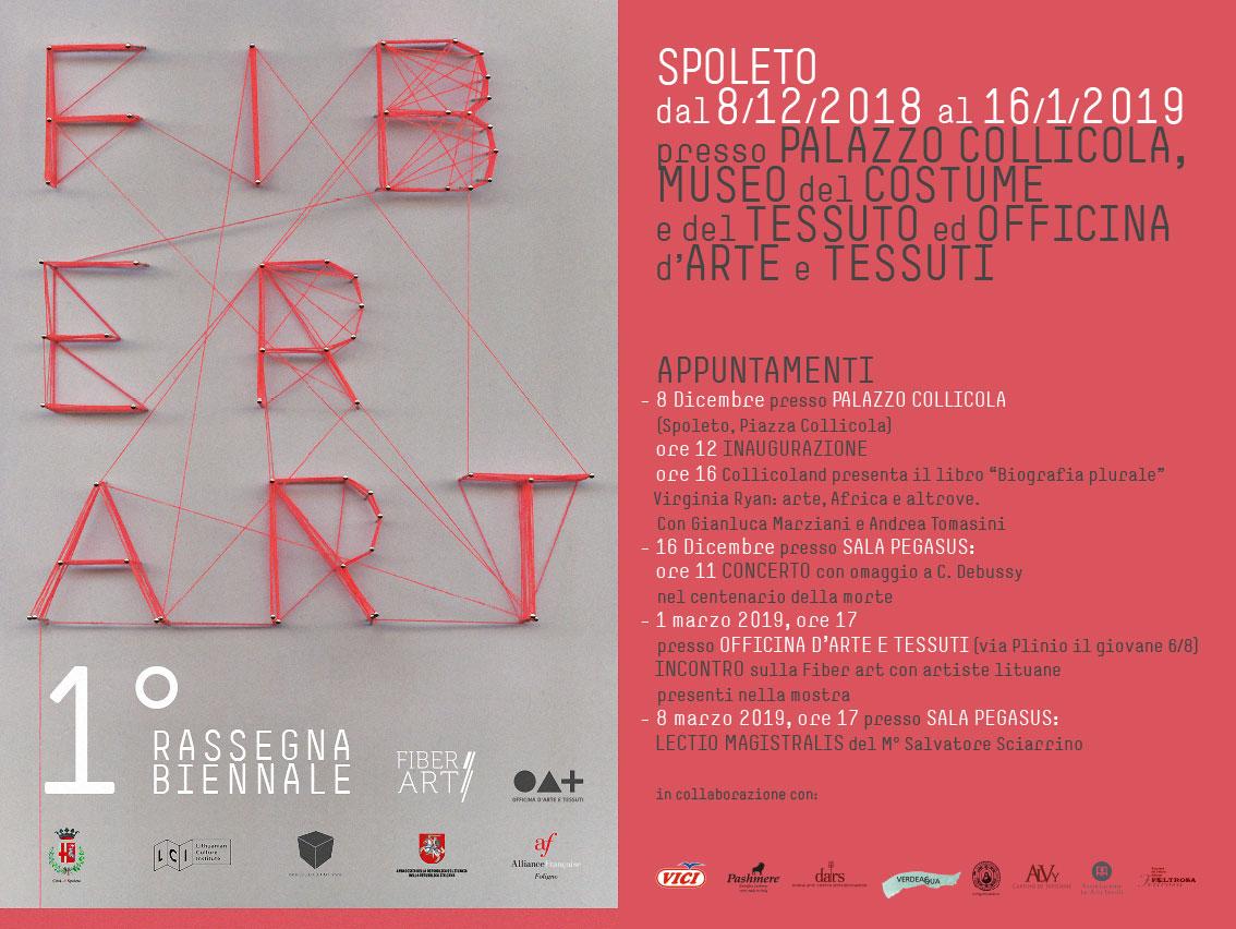 Fiber Art Spoleto