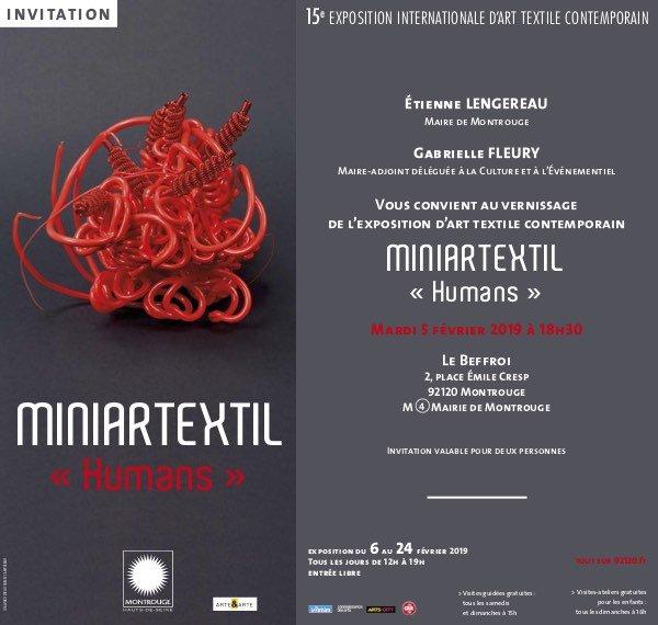 Humans - Montrouge 2019