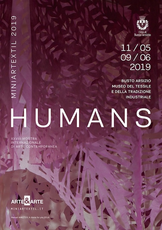 Humans Miniartextil 2019