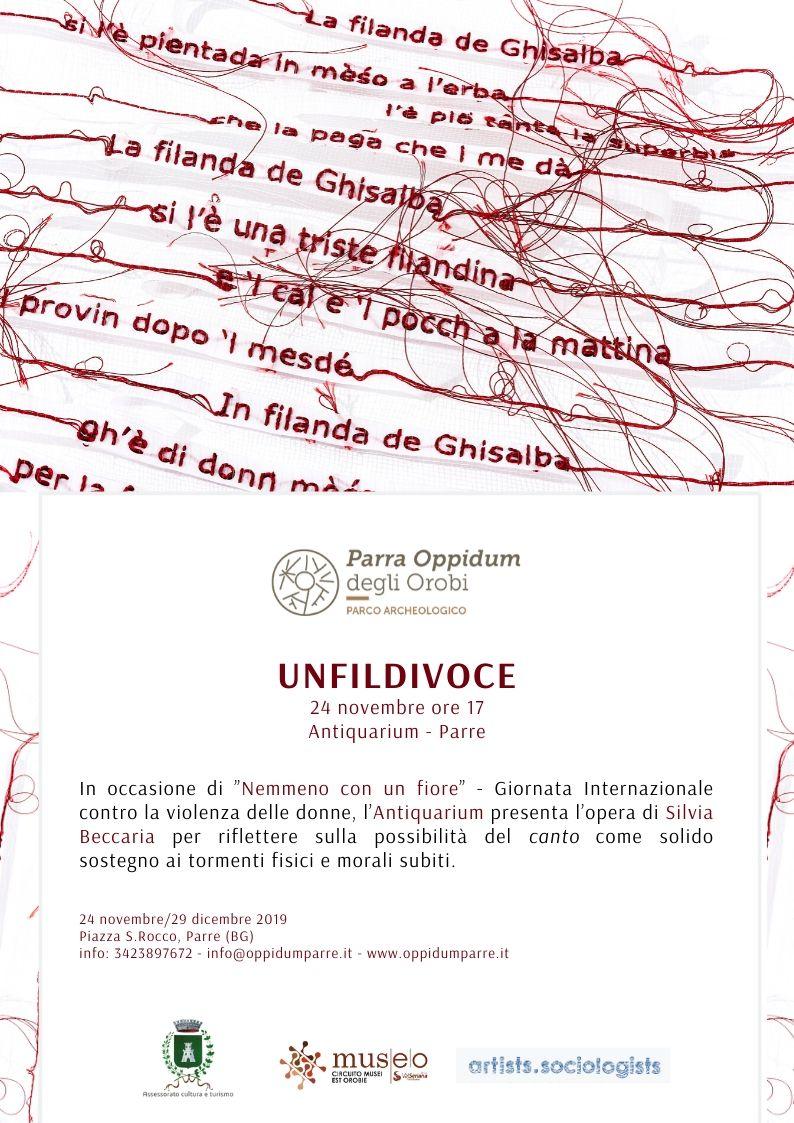 UNFILDIVOCE