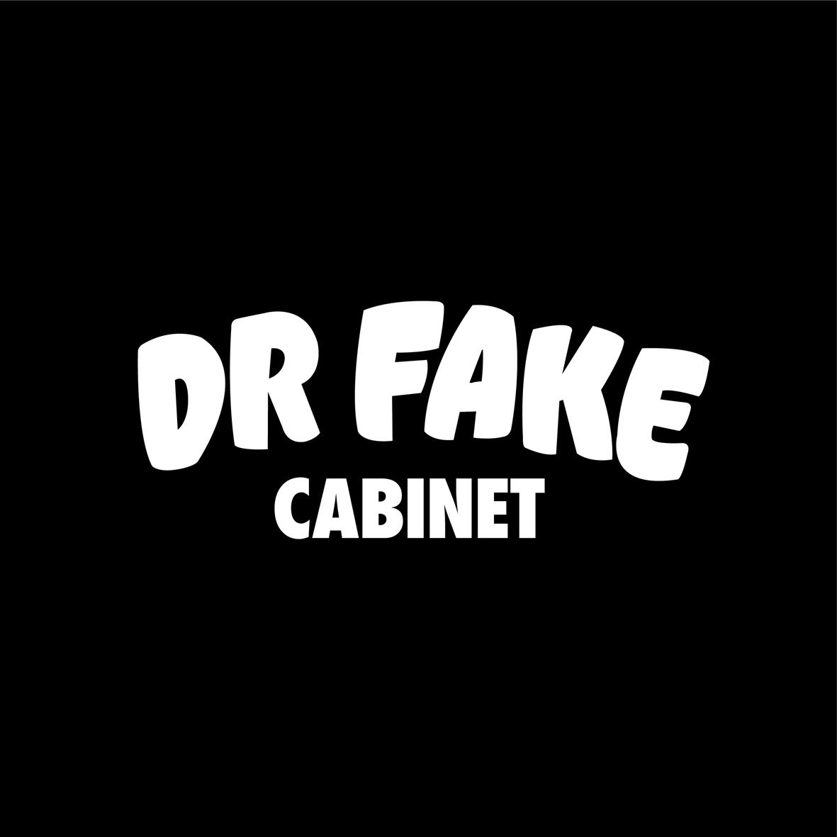 DR FAKE CABINET